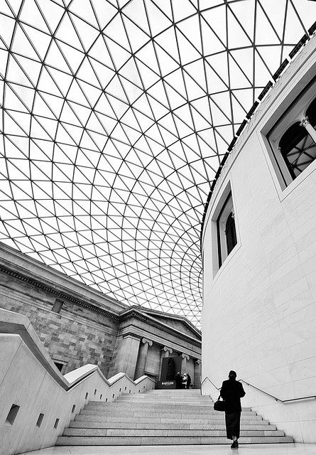 The British Museum - definitely took this place for granted when I lived 2 blocks from it...