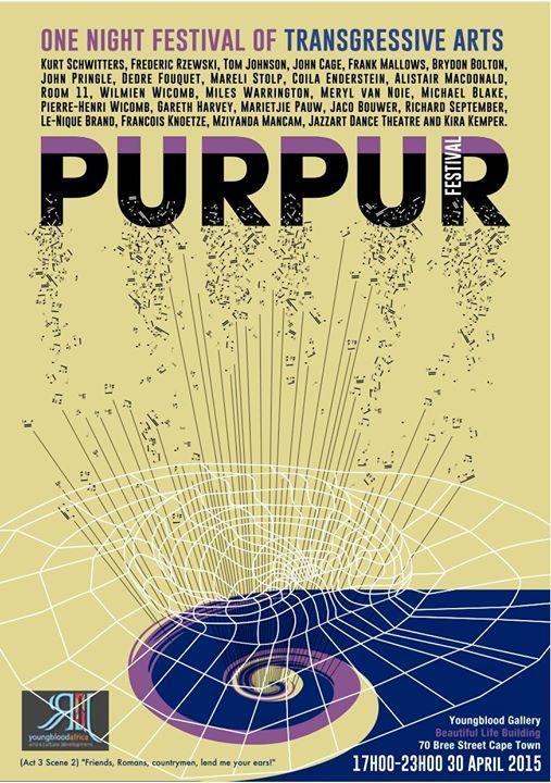 Third Purpur Night of Transgressive Arts