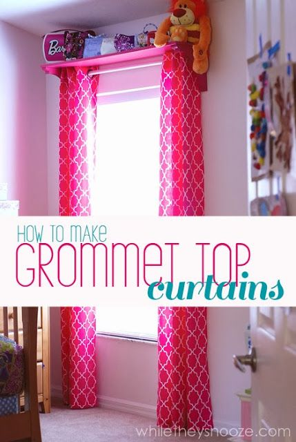 how to make car curtains