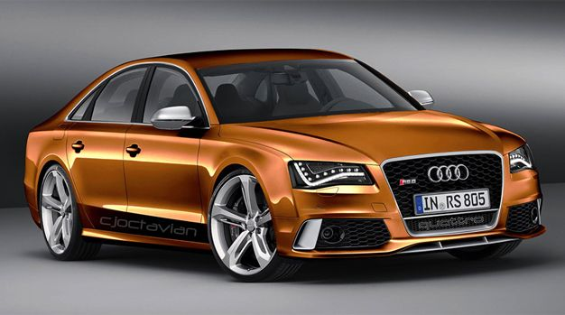 "An #Audi #RS8? You Bet Your #RS It Could Happen—Emphasis on ""Could"""
