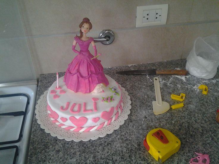 torta juli 4 años