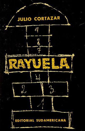 Primera edición de Rayuela, editada por Sudamericana en 1963.