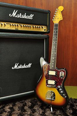 Fender Jaguar Wallpaper