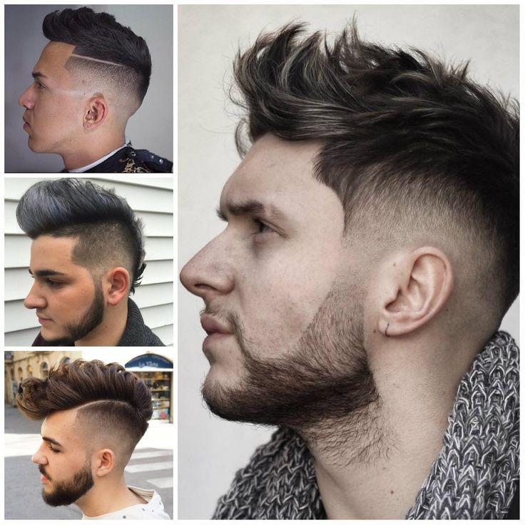 17 Best Ideas About Men S Faux Hawk On Pinterest: 1000+ Ideas About Faux Hawk Hairstyles On Pinterest