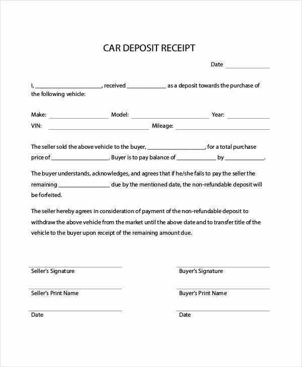 Car Payment Contract Template Best Of Car Payment Receipts 9 Examples In Word Pdf Car Payment Receipt Template Contract Template