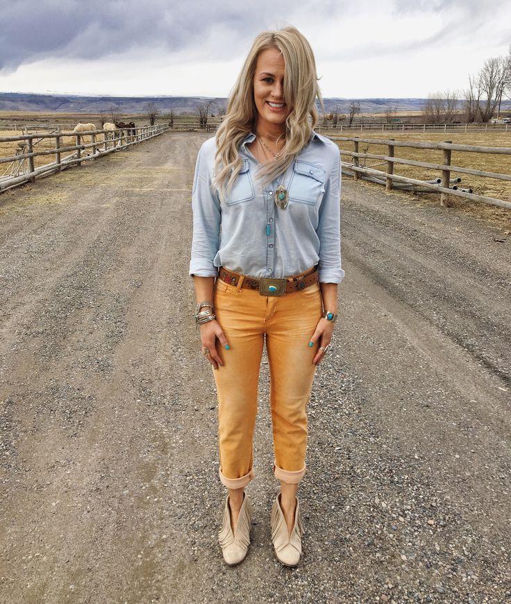 Western Chic | Western Fashionista