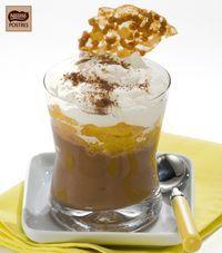 Cappuccino de chocolate