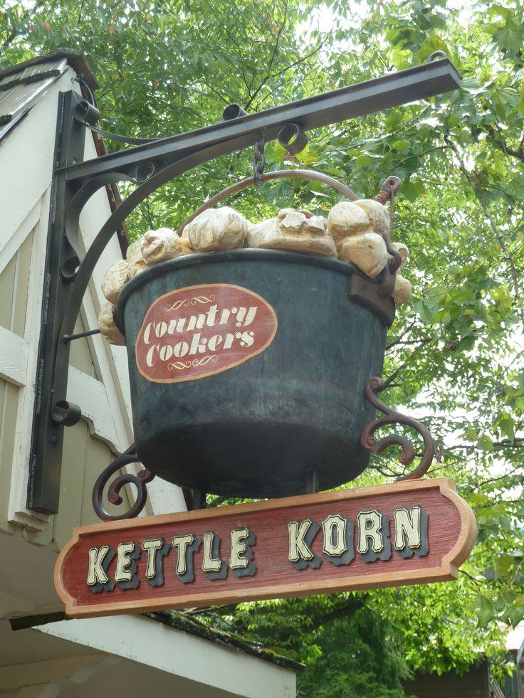 Yummy Dollywood Kettle Corn