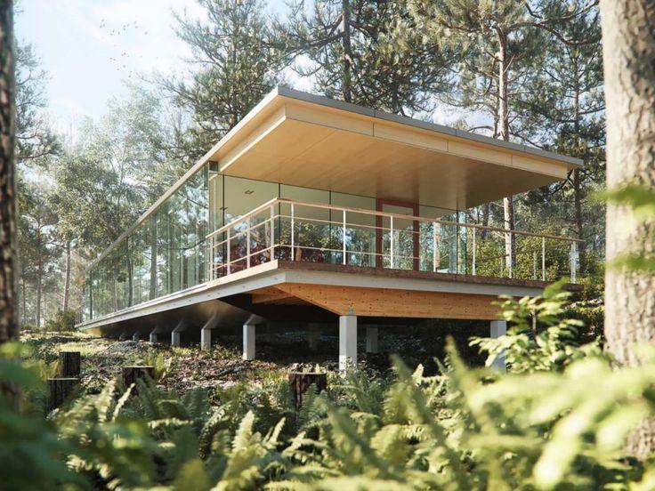 Lennox Residence - Ronen Bekerman - 3D Architectural Visualization & Rendering Blog