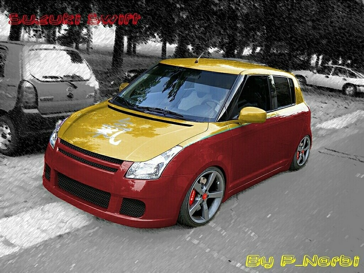 cool suzuki swift picture suzuki tuning suzuki tuning. Black Bedroom Furniture Sets. Home Design Ideas