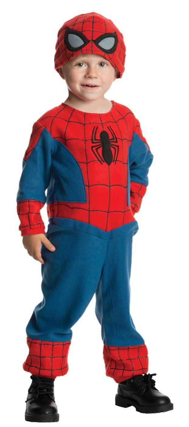 toddler spiderman costumes
