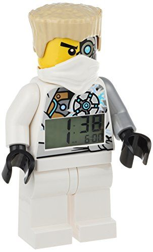 LEGO Kids' 9009785 Ninjago Zane Figurine Alarm Clock LEGO http://www.amazon.com/dp/B00JSLVB5U/ref=cm_sw_r_pi_dp_l2M1wb0X02JC6