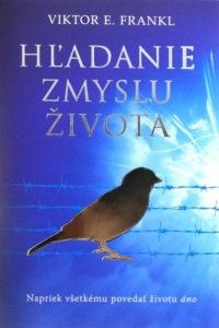 Kniha je dielom známeho psychológa Viktora E. Frankla, zakladateľa logoterapie, ktorý prežil hrôzy koncentračného tábora. Avšak chápať ju ako len spôsob, akým sa spisovateľ vyrovnával so svojou ťažkou minulosťou, by bolo chybou. Bestseller Hľadanie zmyslu života (či v češtine A přesto říci životu ano), je pôsobivá kniha s jasným odkazom: aj keď vezmete človeku všetko vrátane ľudskej dôstojnosti, existuje niečo, čo mu nedokáže vziať nikto. Čo to je? To vás naučí kniha Viktora E. Frankla.