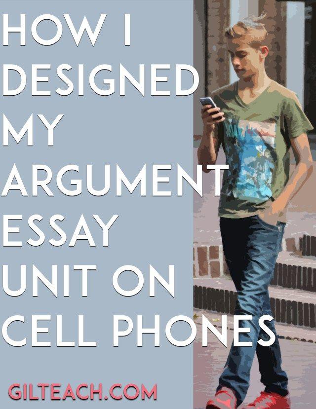 Cell phone argument essay