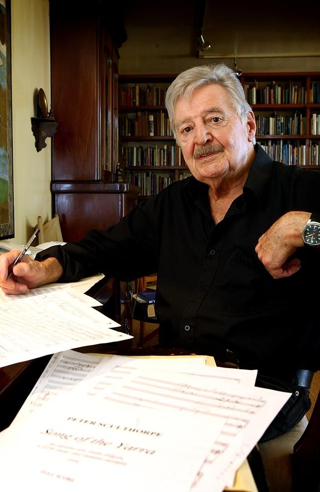 A lovely reminiscence from NZ critic Rod Biss: Peter Sculthorpe, a personal memory of the man and his music. Thanks to the New Zealand Symphony Orchestra for drawing our attention to it.