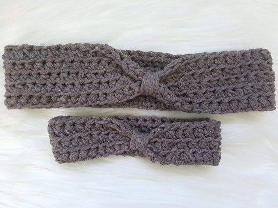 Check out this item in my Etsy shop https://www.etsy.com/au/listing/498010142/mummy-me-brown-cotton-headband-set