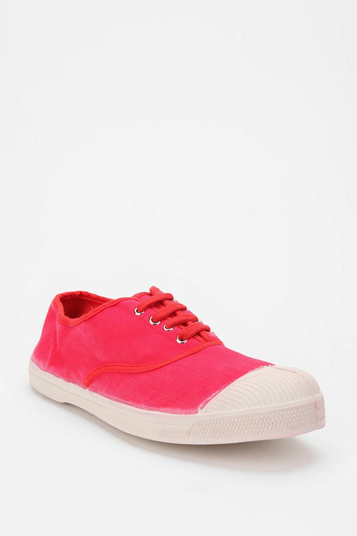 bensimon lace up from urban outfitters