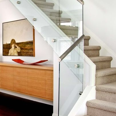 Gracie Towhomes - modern - staircase - seattle - Logan's Hammer Building & Renovation