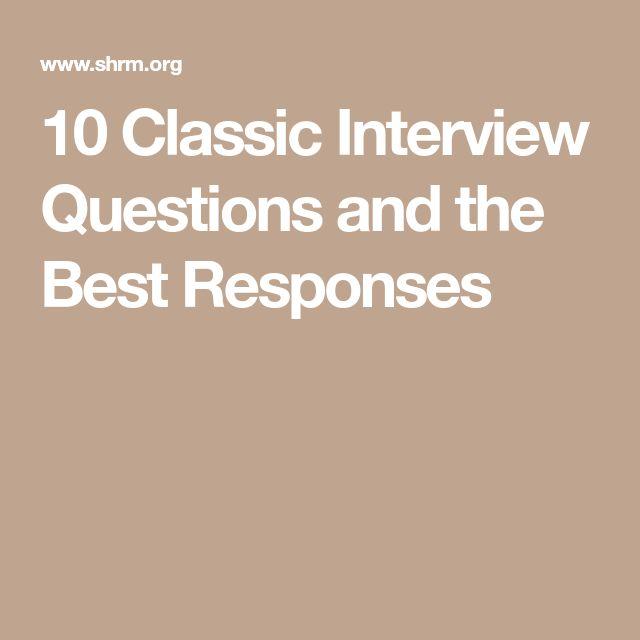 Best 25+ Best interview questions ideas on Pinterest Questions - resume interview questions