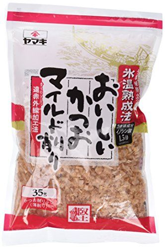 Yamaki Ice Temperature Aging Mild Shaving Bonito Flakes 35g Ship From Japan * For more information, visit image link.
