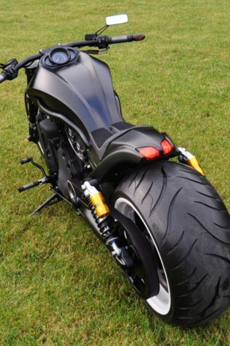 """▷ Harley Davidson V Rod """"Rod"""" von Fredy Motorrädern   – Autók motorok"""