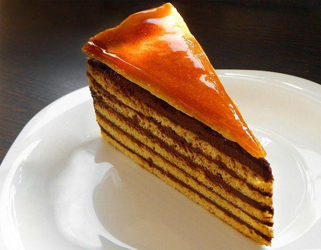 nol.hu Dobos torta Ungarn Lebensmittel