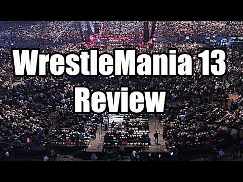 WWE WrestleMania 13 Review