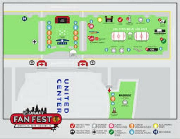"""Neon Trees will perform at NHL Draft Fan Fest today The Chicago Blackhawks, in conjunction with the National Hockey League have put together an interactive fan fest as part of the NHL Draft. The fan fest taking place today, Friday June 23 (3 to 9 p.m.) and tomorrow Saturday, June 24 (9 a.m. to 3... <a href=""""http://www.chicagonow.com/show-me-chicago/2017/06/nhl-draft-fan-fest-schedule-of-events/"""" class=""""more-link"""">Read more..."""