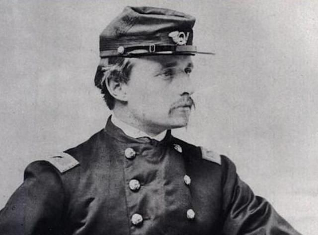 American Civil War: Battles of Fort Wagner: Colonel Robert Gould Shaw