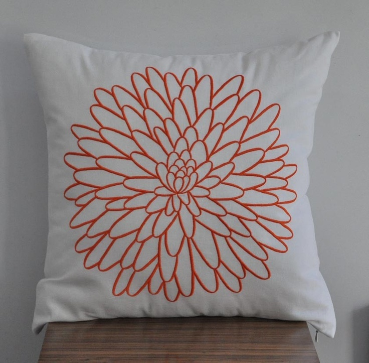 The 25 Best Orange Cushion Covers Ideas On Pinterest
