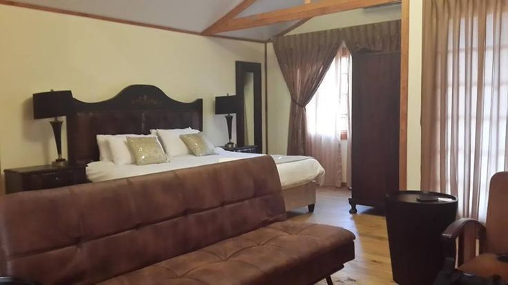 Casambo Exclusive Guest Lodge,your luxurious self catering home away from home. We are in this lodge today in Nelspruit.