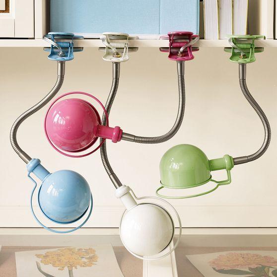Hi-Light Clip Light | PBteen $39 USA