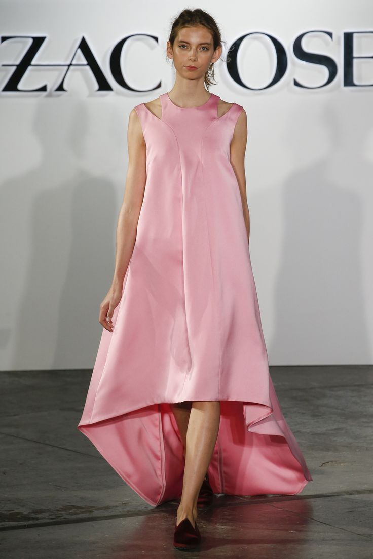 ZAC Zac Posen Spring 2016 Ready-to-Wear Collection Photos - Vogue
