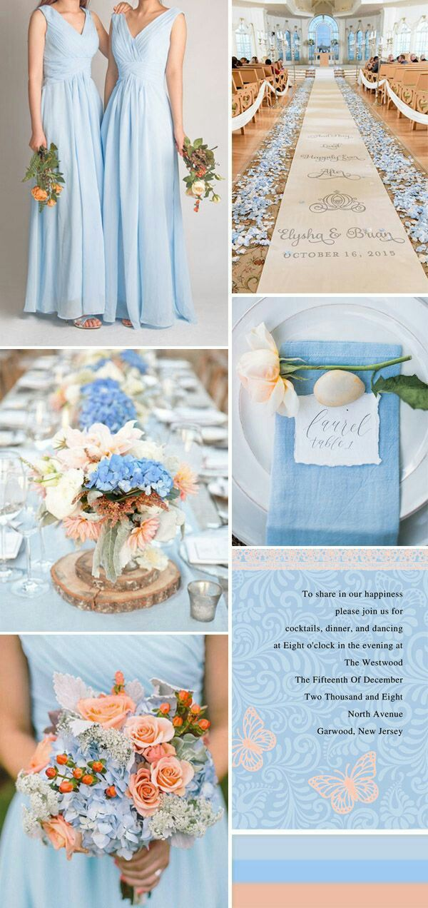 This is too much blue, but I like the flower combos