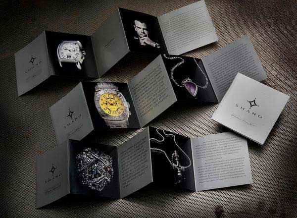 8 Best Jewelry Brochures Images On Pinterest Catalogue Design