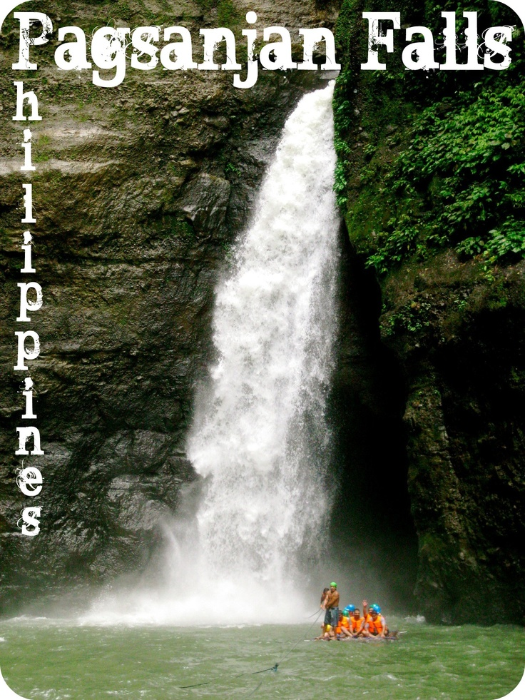 how to go to pagsanjan falls