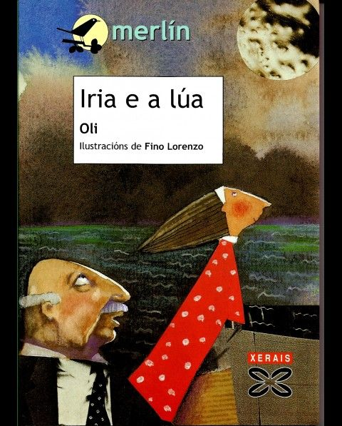 Iria e a lúa en @xerais http://libreriaabrente.es/3627-thickbox_default/iria-e-a-lua.jpg