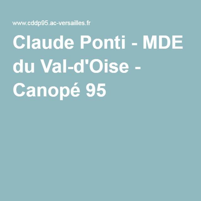 Claude Ponti - Pistes pédagogiques - MDE Maison départementale de l'éducation du Val-d'Oise - Canopé 95
