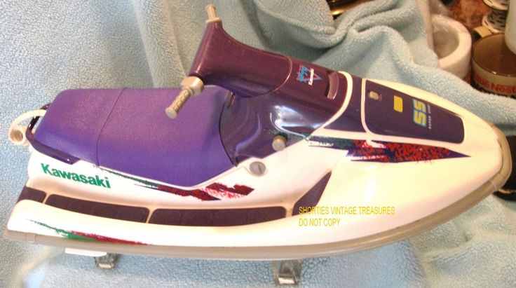 Kawasaki Jet Ski Touch Tone Sports Old SchoolTelephone by ShortiesTreasures on Etsy