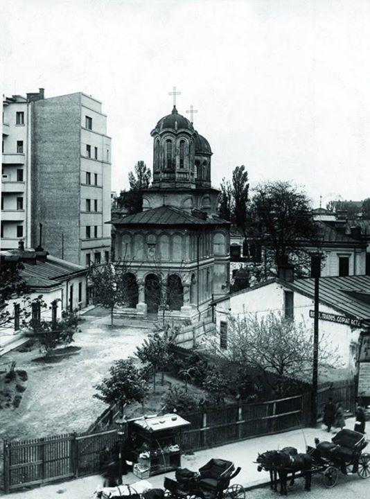 Via București Biserica Enei