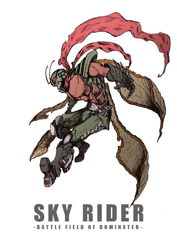 Kamen Rider Sky Rider