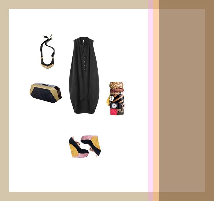 #set #outfit #clothes #stylish nice one / wood / details / Taki Trik