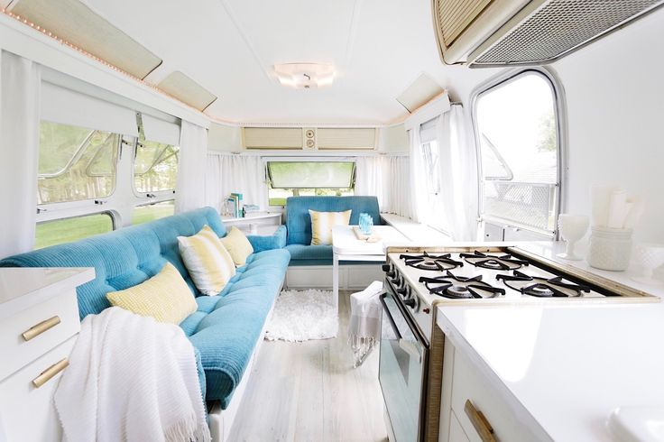 Airstream interior renovation | DESIGN THE LIFE YOU WANT TO LIVE | Lynne Knowlton