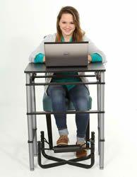 FootFidget® Portable Footrest