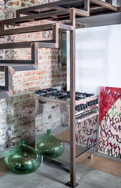 la #cucina #Class riflette il tuo stile #Bompani #architettura #design #arredamento #MadeInItaly #owen #forno #pianocottura #ItalianCulture #ItalianCuisine