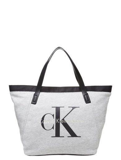 Calvin Klein Jeans Torba na zakupy grey