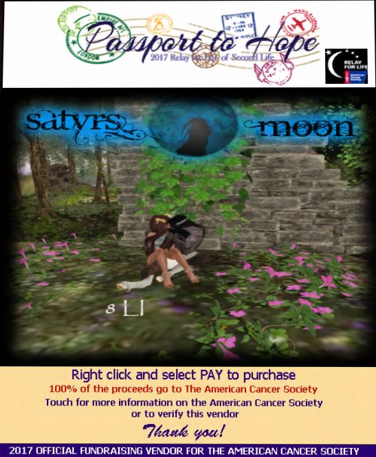 Satyrs Moon - Crumbled Wall - Fantasy Faire: The Rose http://maps.secondlife.com/secondlife/FF%20The%20Rose/42/120/41