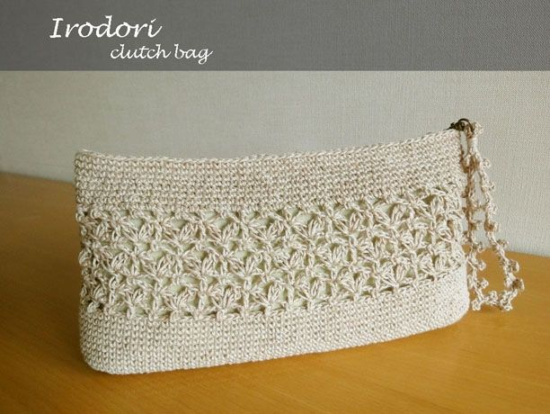 crochet clutch bag                                                                                                                                                      More
