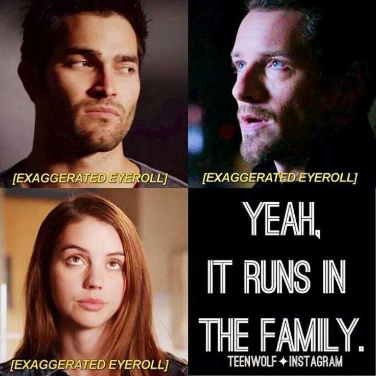 Derek, Peter, and Cora Hale