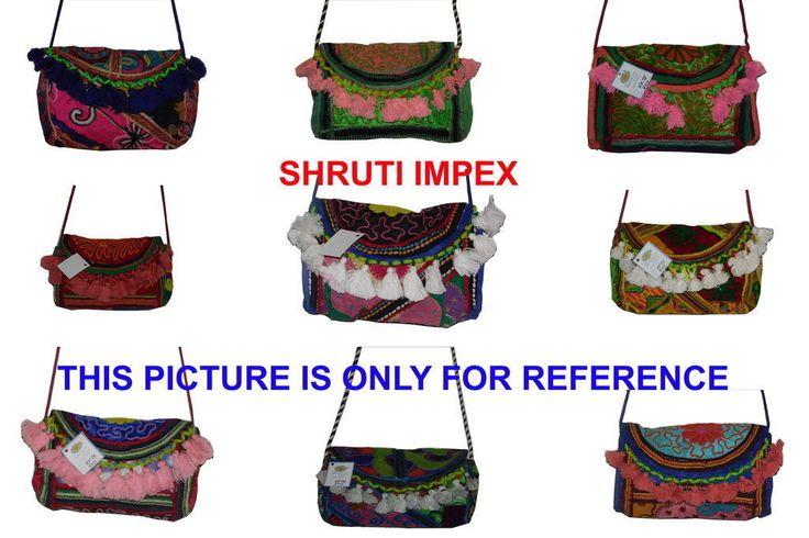 Banjara Clutch Lot Bag Vintage Wholesale Purse Indian Bags Tribal Patchwork Boho